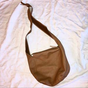 Carlos Falchi Long Strap Hobo Bag